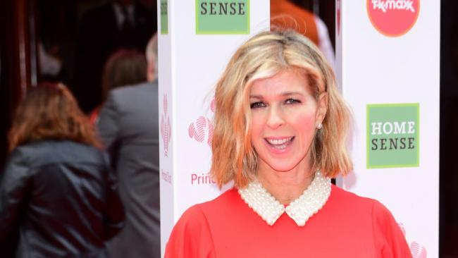 Kate Garraway shares emotional journey of husband's illness in new documentary