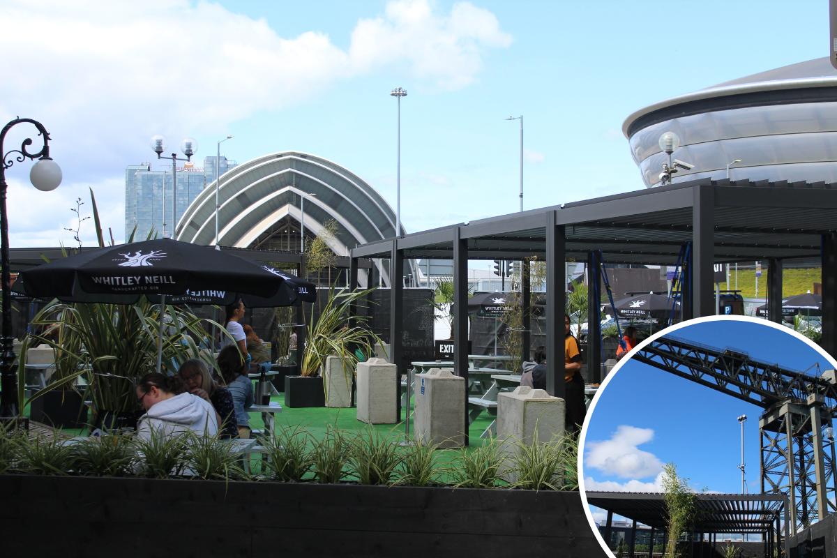 Glasgow's biggest outdoor restaurant and beer garden adds nine new eateries