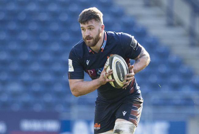 Luke Crosbie focussed purely on Edinburgh despite Glasgow Warriors permuatations