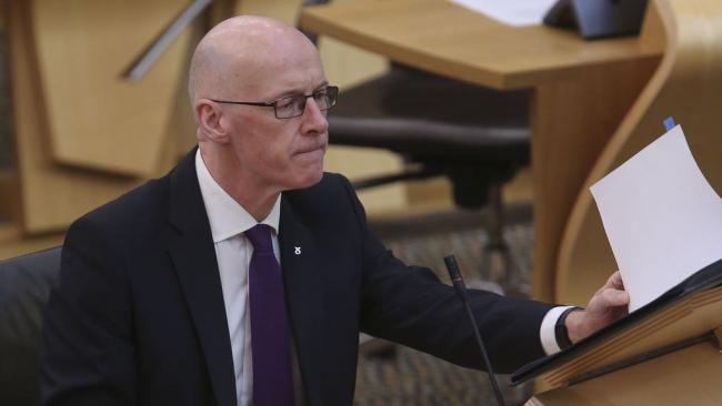 Every pupil in Scotland to get laptop or tablet if SNP wins, Swinney pledges