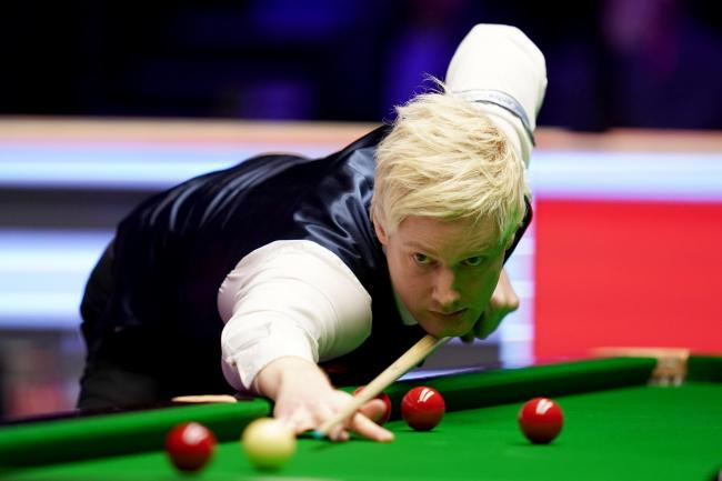 Neil Robertson heads into the Betfred World Championship as one of the form players