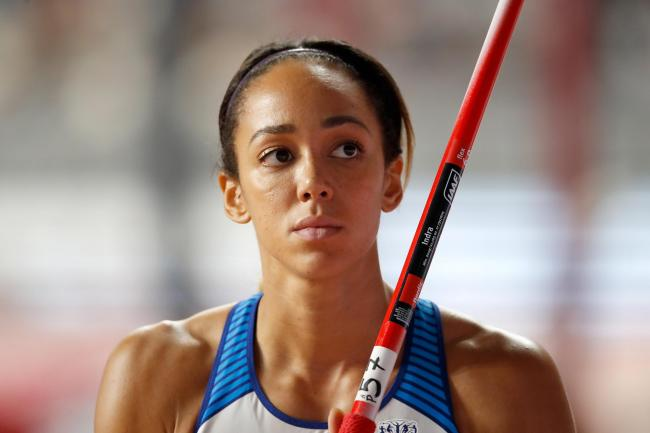 Katarina Johnson-Thompson is determined to fulfil her potential
