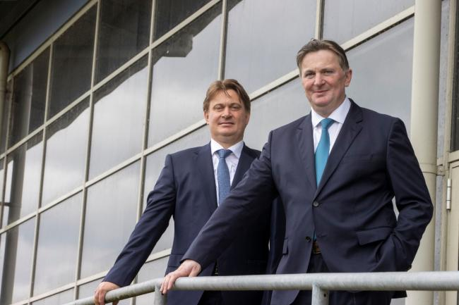 Tycoon brothers in Scottish electric bus investment