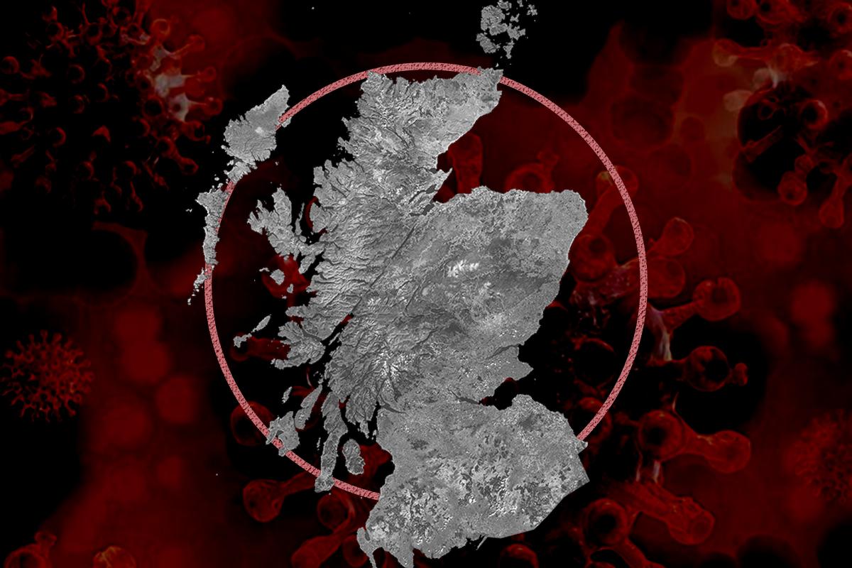 Pelacak Covid di Skotlandia: Kasus dan kematian harian terungkap