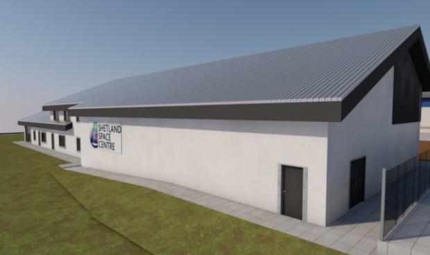 HeraldScotland:   - 12465484 - Shetland space centre plan backed by nation's biggest landowner blocked by national heritage agency