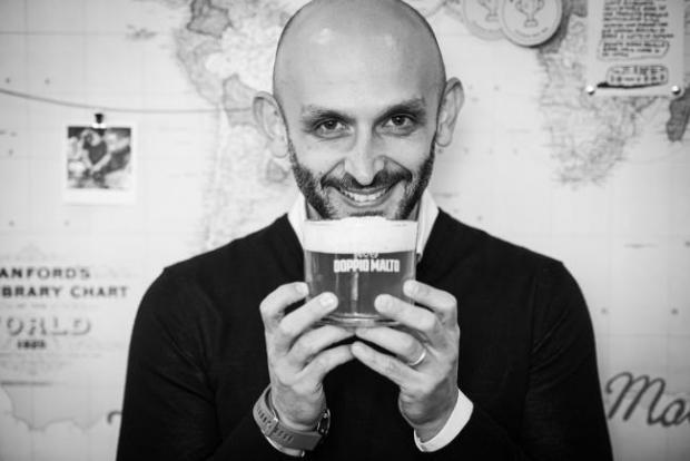 HeraldScotland: Giovanni Porcu, CEO of the brand