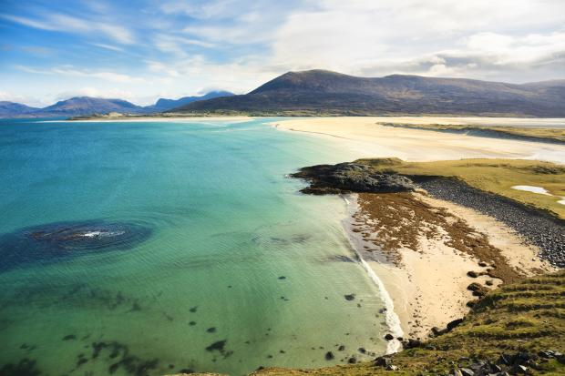HeraldScotland: Isle of Harris, Outer Hebrides. Picture: Getty Images