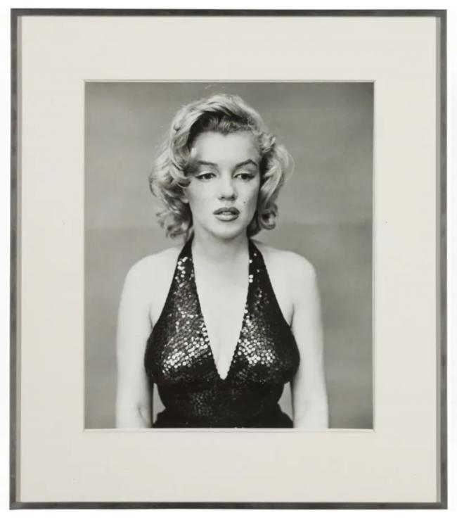 Source: Richard Avedon/Courtesy of Sotheby's