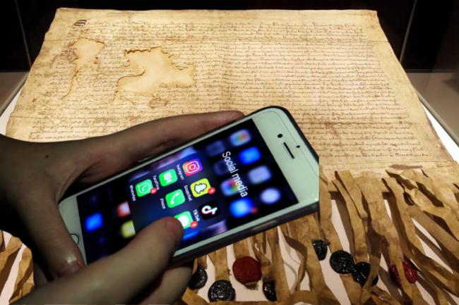 Here's how the Declaration of Arbroath is being updated for the TikTok generation