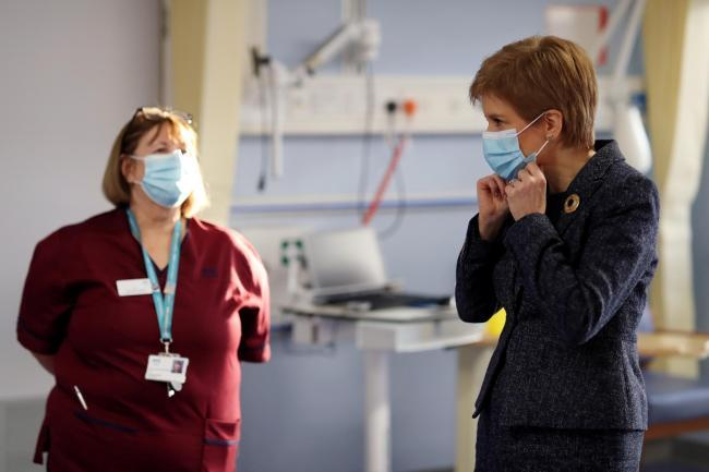 Nicola Sturgeon is to outline plans to increase NHS activity to 10% above pre-coronavirus levels as part of efforts to help Scotland recover from Covid-19.