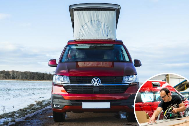 Scottish campervan company backed by Volkswagen