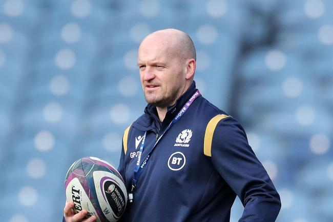 Gregor Townsend thought he'd blown Lions chances after knocking back assistant role in 2017