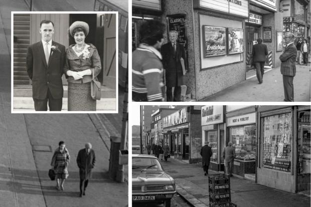 Twitter as a force for good: One man's 1978 photo-journey through Glasgow and how it has brought people together