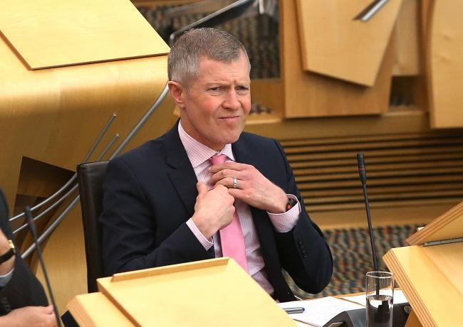 Voters are being repelled by 'darker edge' to the Scottish Tories, says Rennie