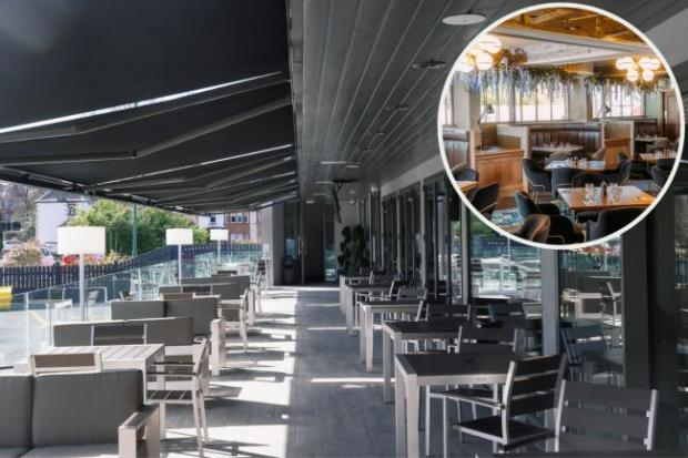 HeraldScotland: The renovation included function suites, bar area and a new restaurant, The Bird & Bell, as well as a 50-seat outdoor terrace space.