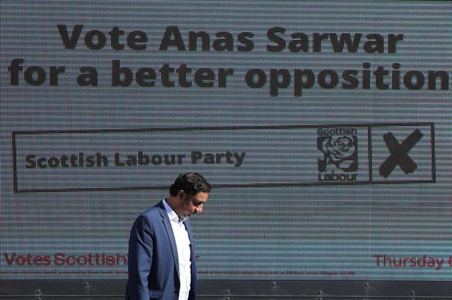Anas Sawar's chances of becoming First Minister after the next election look slim