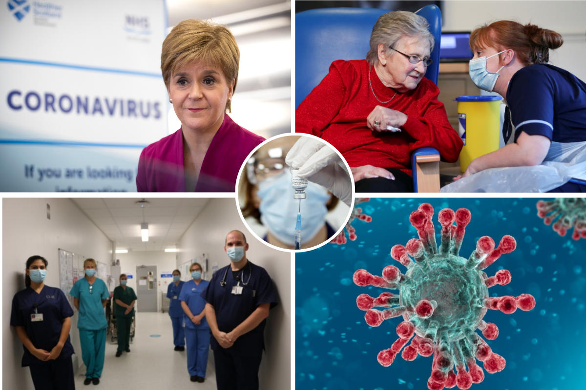 No new deaths and 132 fresh cases as Scottish Government releases latest Covid-19 numbers