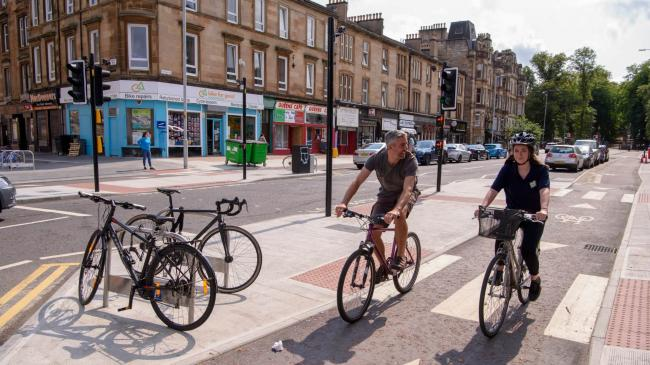 How to play an active role in Scotland's carbon-cutting journey