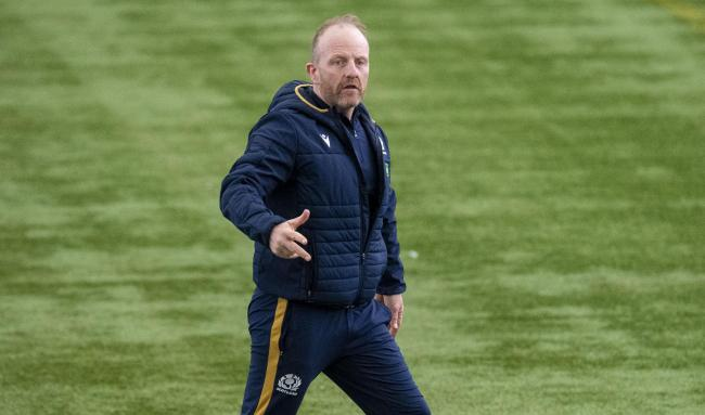 Scotland v Wales: Bryan Easson makes three changes ahead of Six Nations finale