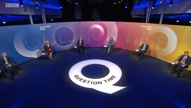 Five key exchanges from the BBC Question Time election special