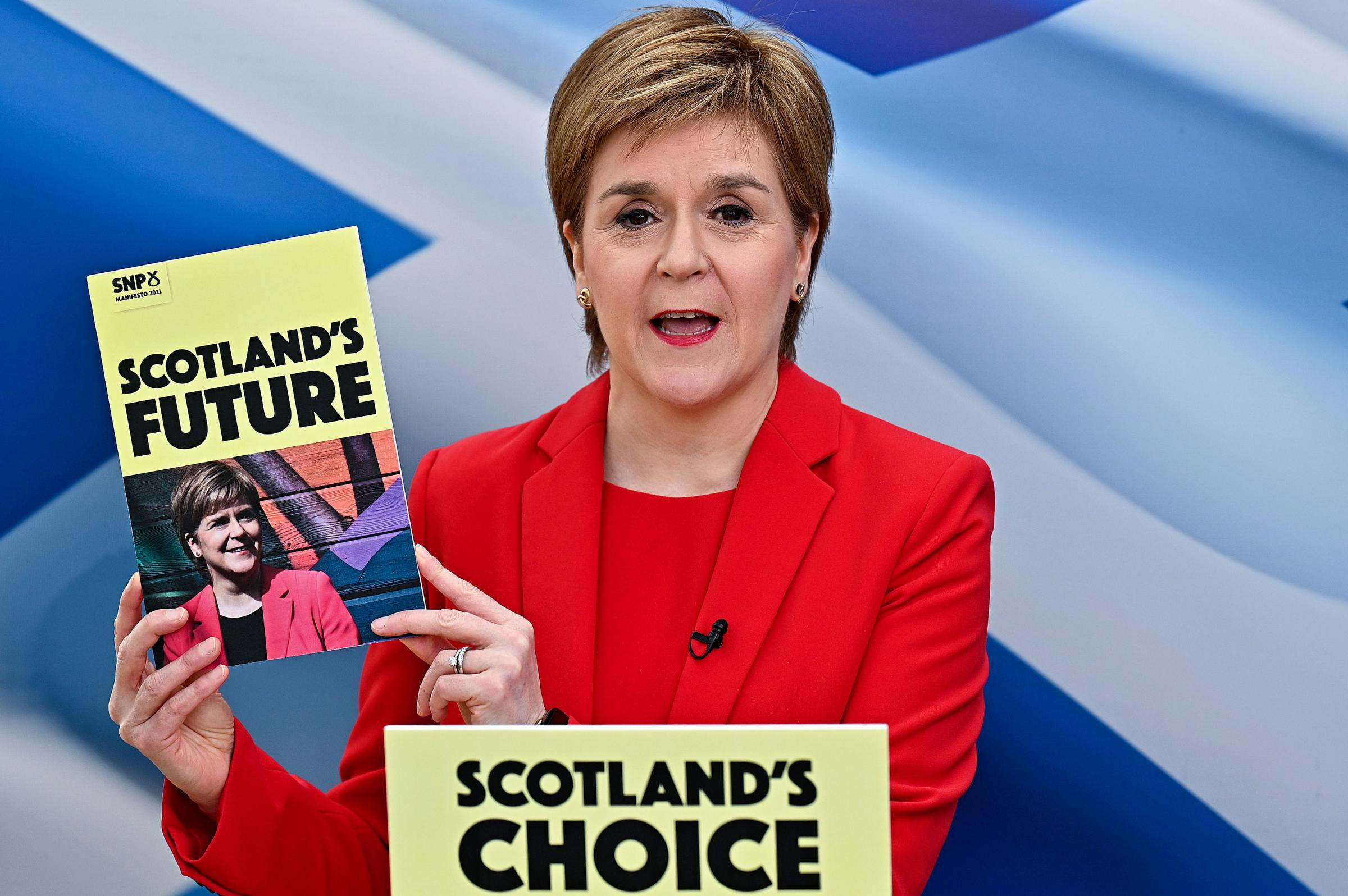 Kevin McKenna: The SNP have sucked all the joy from Yes but what choice do their supporters have?