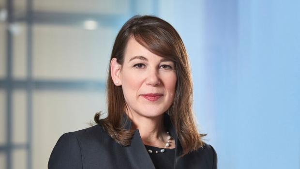 HeraldScotland: Shell chief financial officer Jessica Uhl Picture: Shell