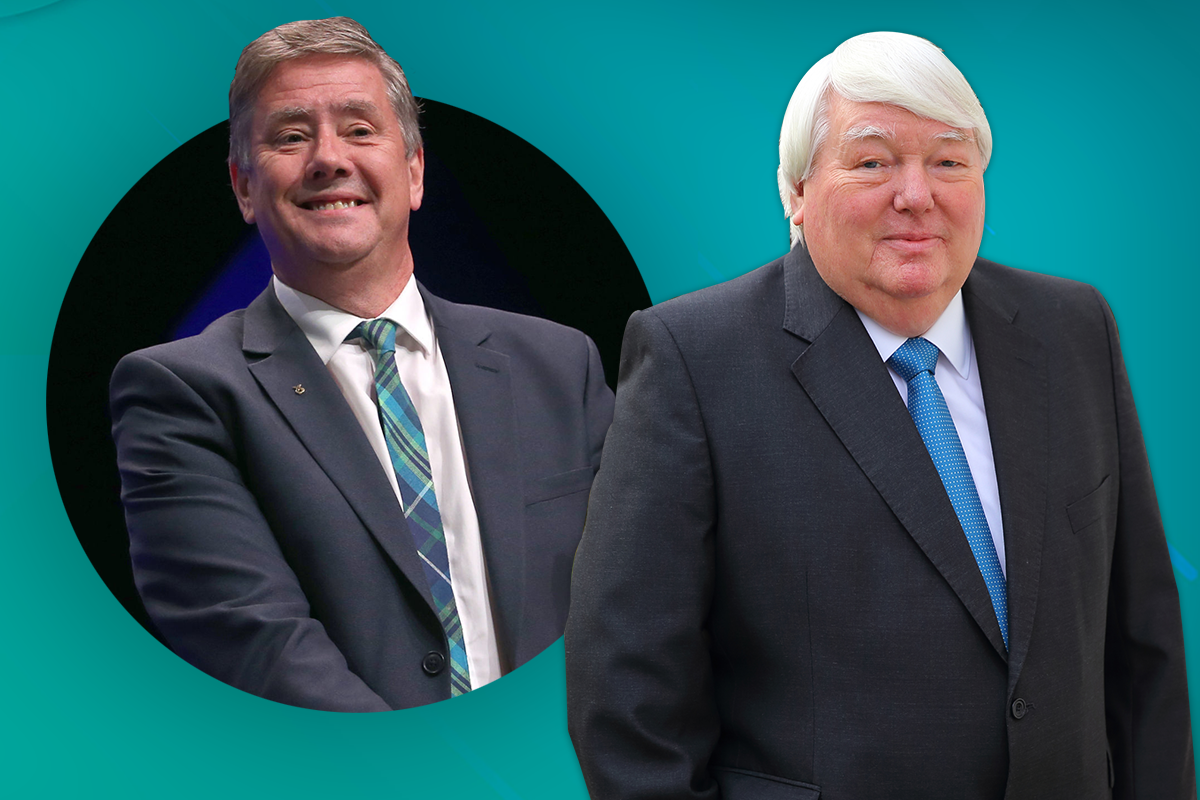 SNP depute leader Keith Brown quizzed in Brian Taylor Podcast