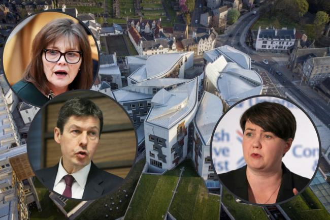 IN FULL: All the MSPs standing down at the Holyrood election