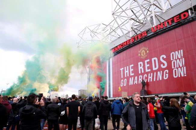Five things: Old Trafford invasion shows European Super League has left scars