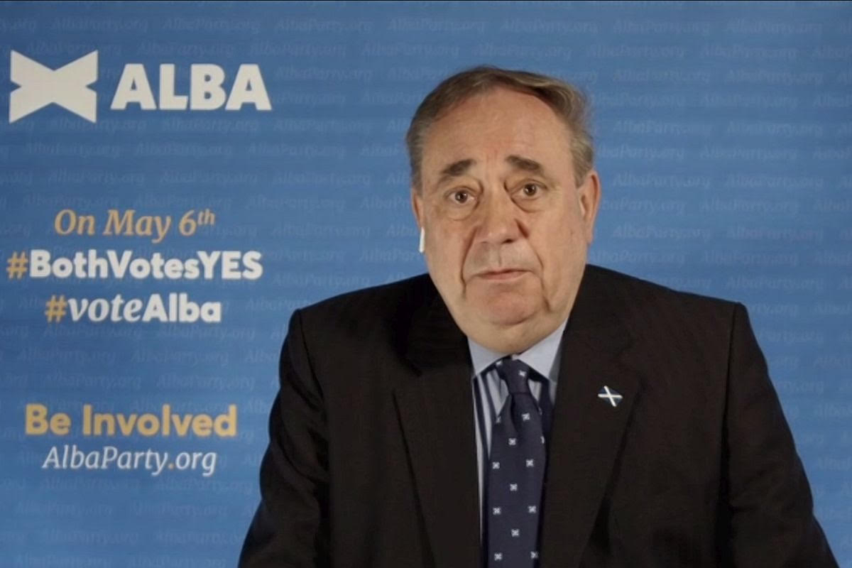 Salmond: No 'exact number' for what constitutes independence supermajority