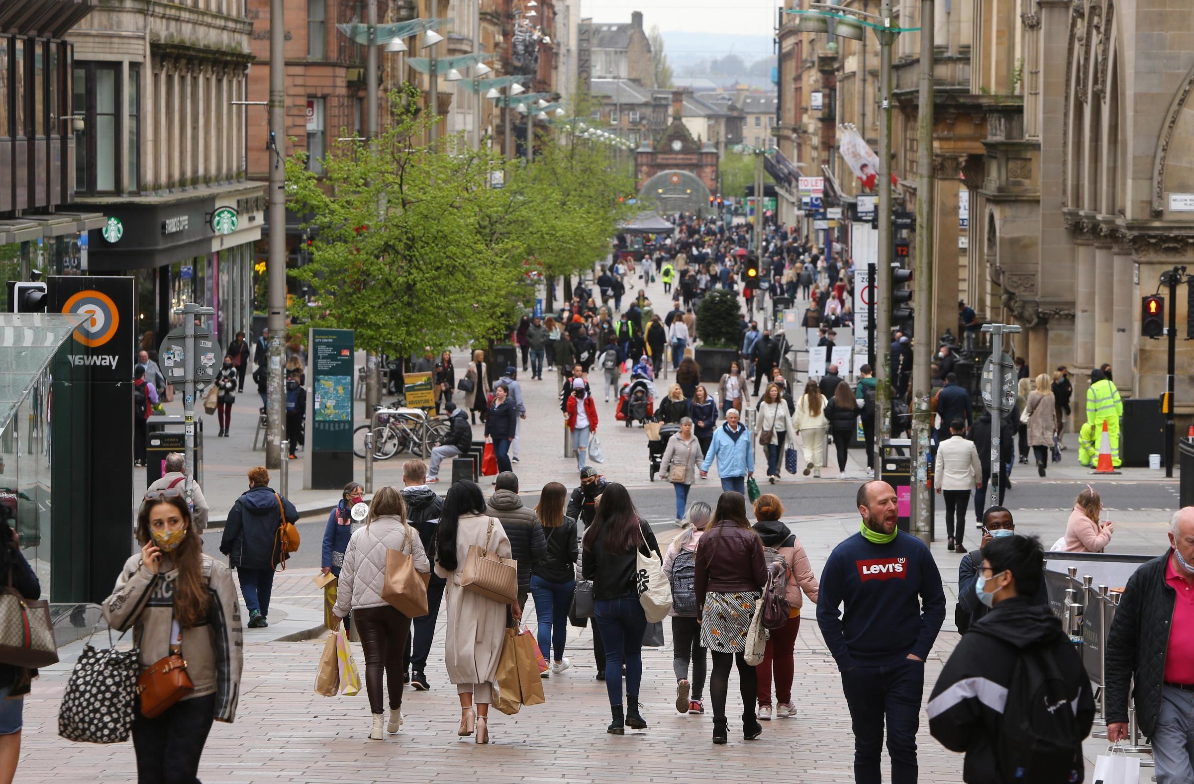 Covid fall-out sparks big rise in new city firms