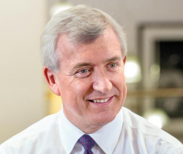 HeraldScotland: Virgin Money chief executive David Duffy.