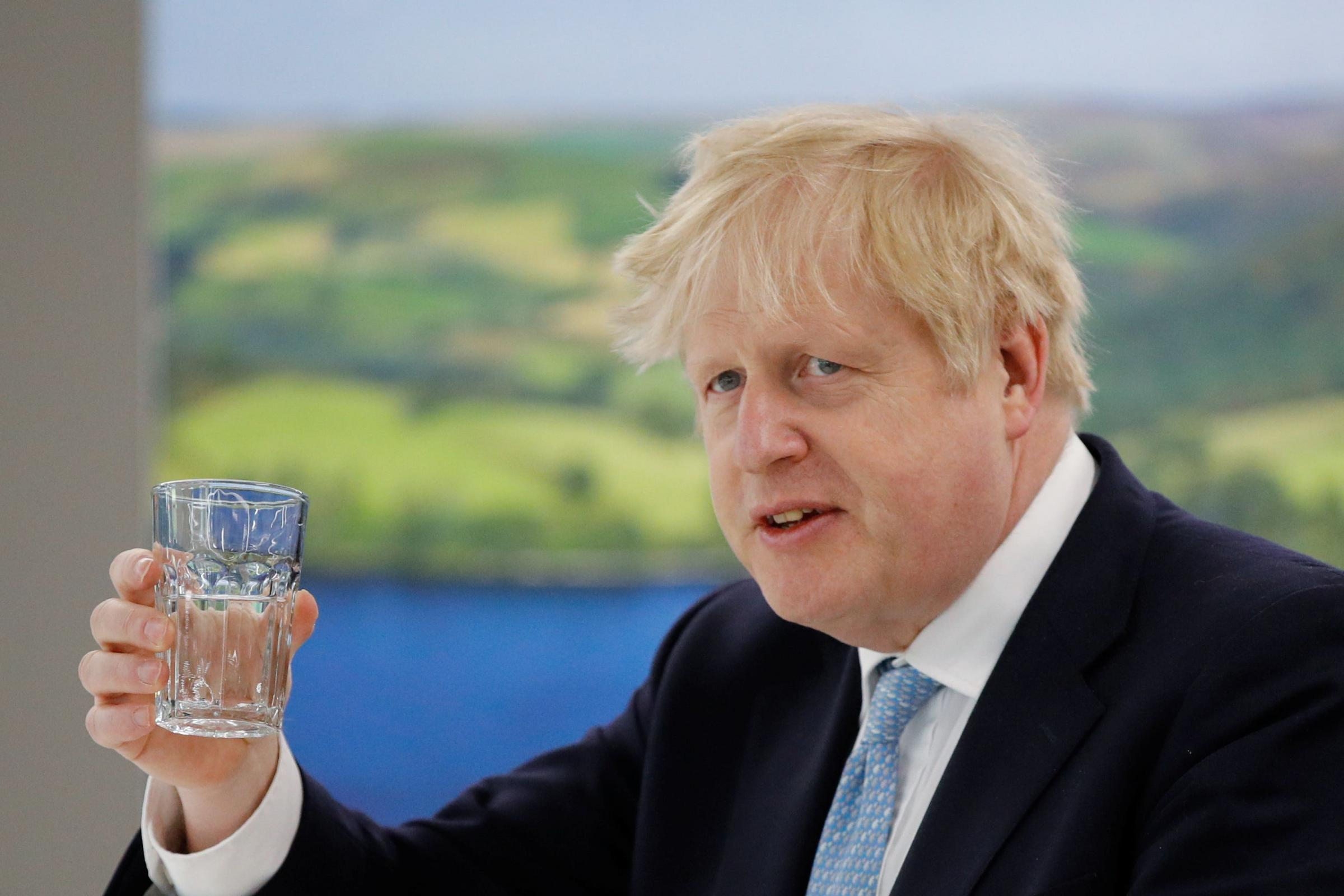 Queen's Speech: Boris plans to change voting rules condemned as 'Tory suppression'