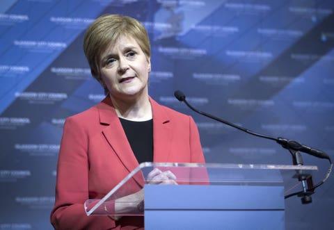 COP26: Nicola Sturgeon menyerukan 'tindakan yang kredibel' dari para pemimpin dunia