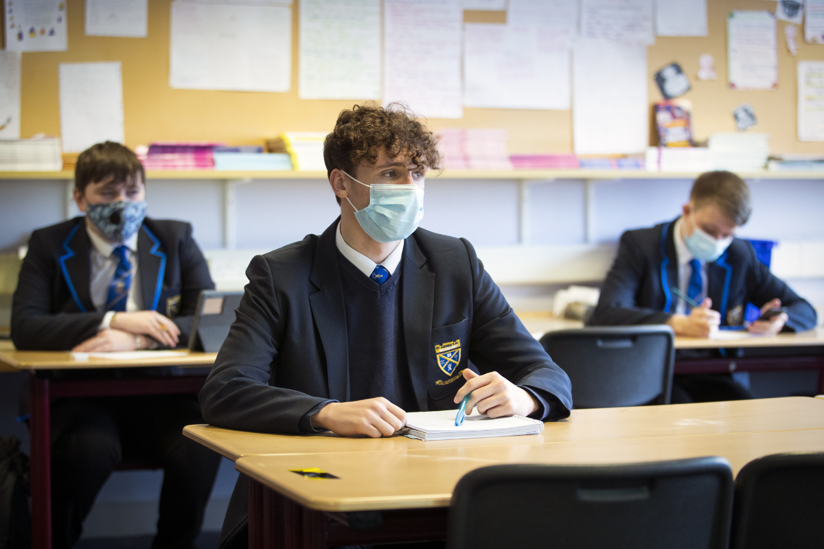 St Andrew's First Aid to train secondary school pupils as 'mental health first aiders'
