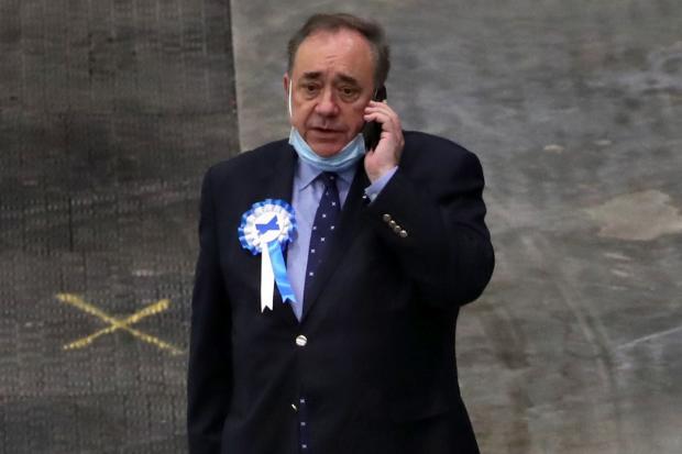 HeraldScotland: The Alba Party failed to gain seats at the Scottish election