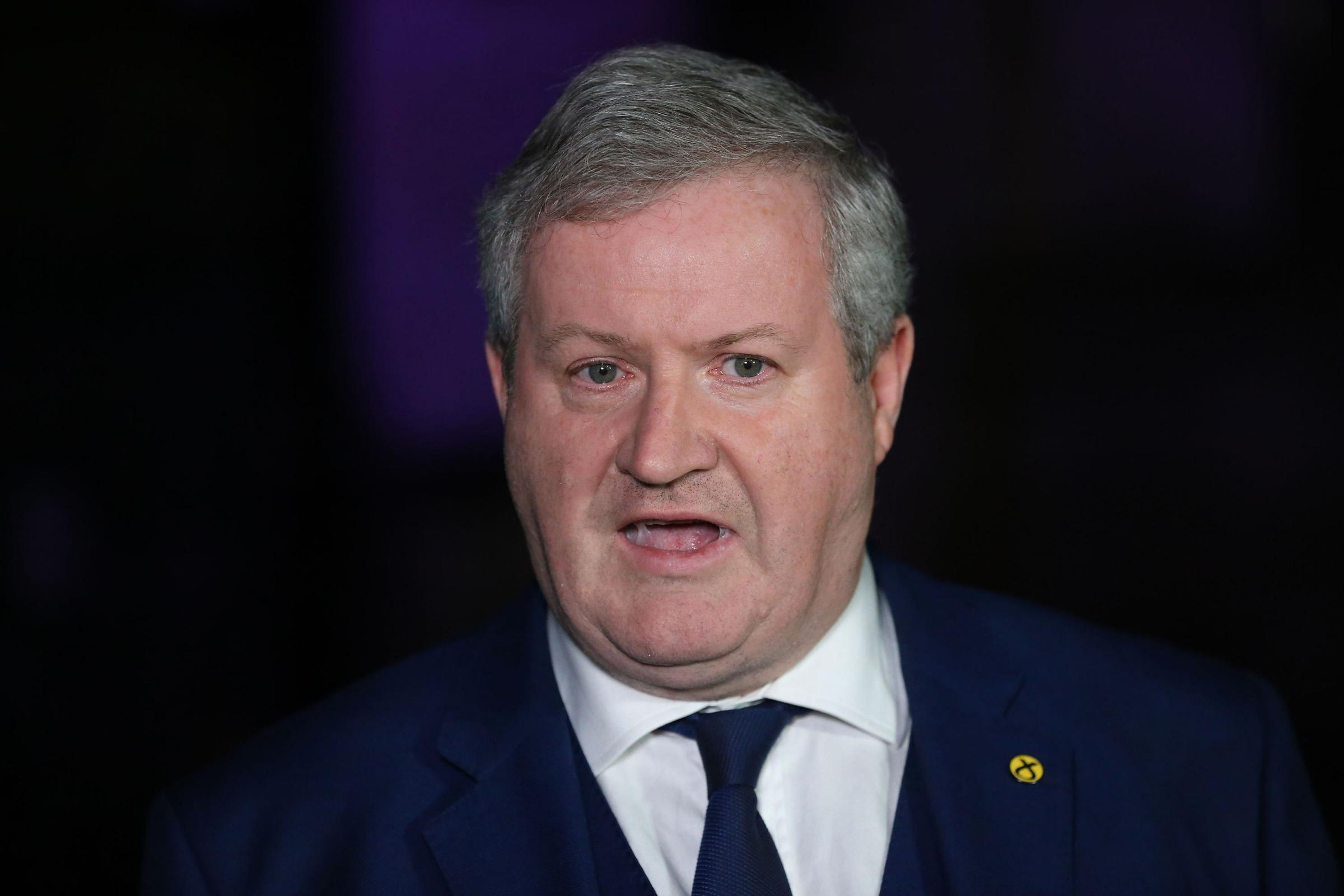 Ian Blackford: Johnson must 'respect the will' of Scots over Indyref2