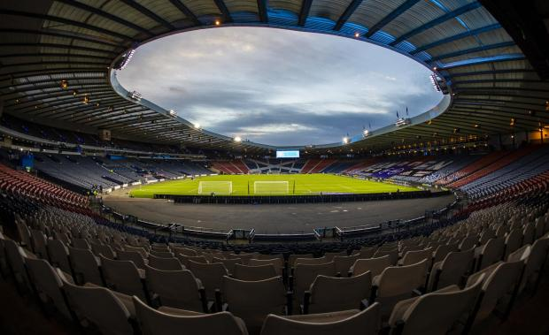 HeraldScotland: Officers are due to be based in Hampden Park