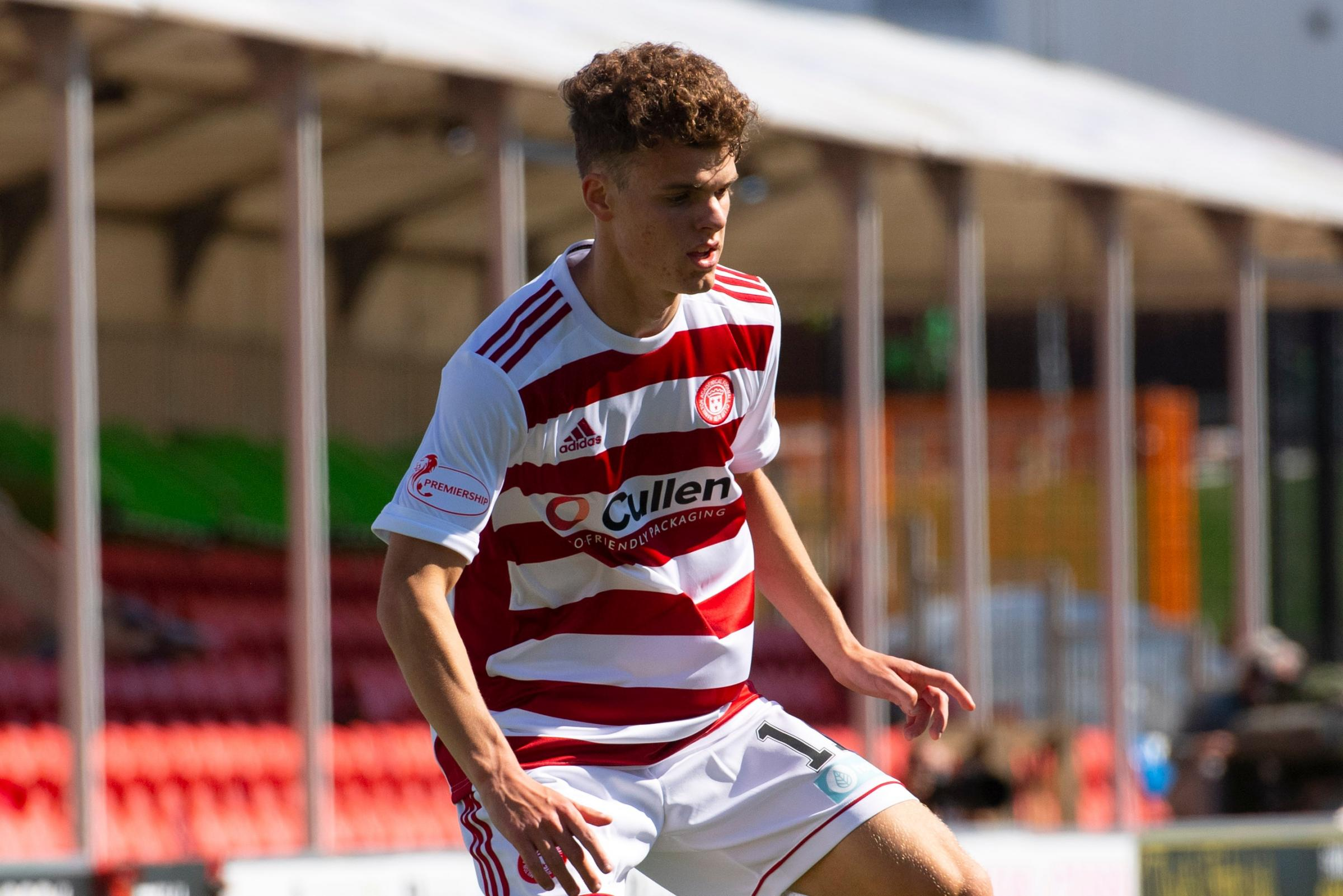 Hamilton's Lewis Smith determined to use relegation pain in Accies' promotion bid next season