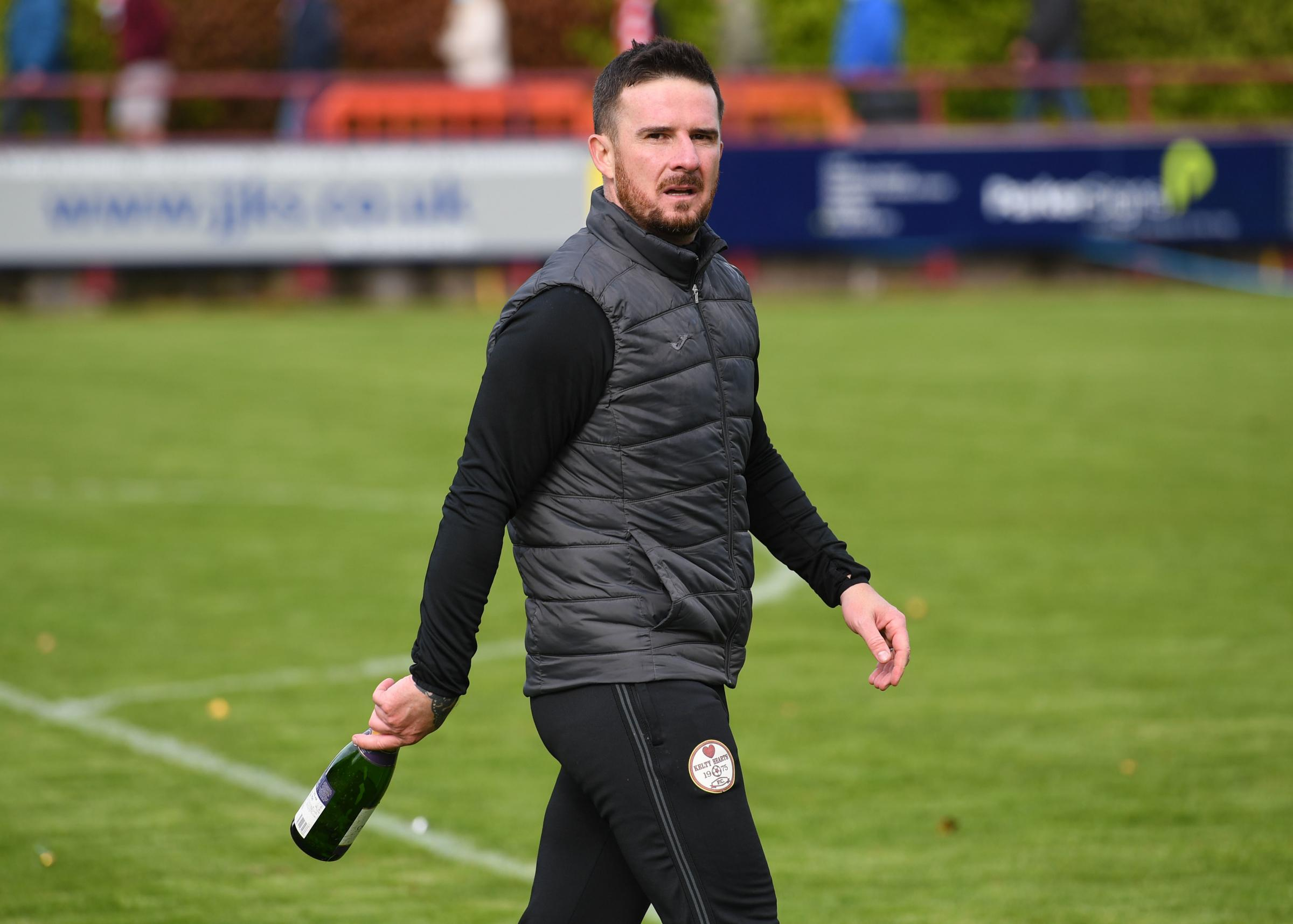 Rangers legend Barry Ferguson ready for whirlwind start as Alloa boss