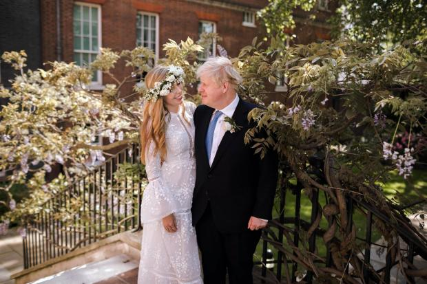 HeraldScotland: The couple got married in May