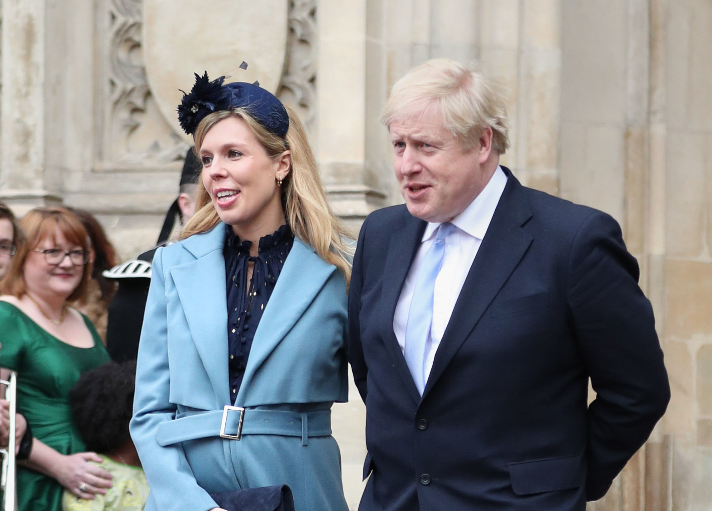 Boris Johnson and wife Carrie announce second pregnancy after 'heartbreaking' miscarriage