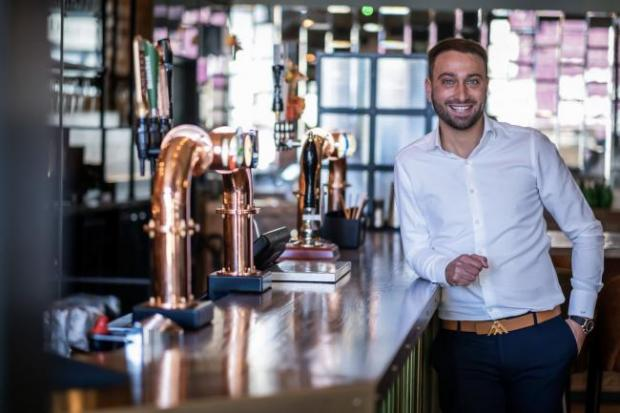 HeraldScotland: Stefano Pieraccini owns restaurants in Edinburgh and St Andrews and has enjoyed being immersed in the hospitality trade from a young age.
