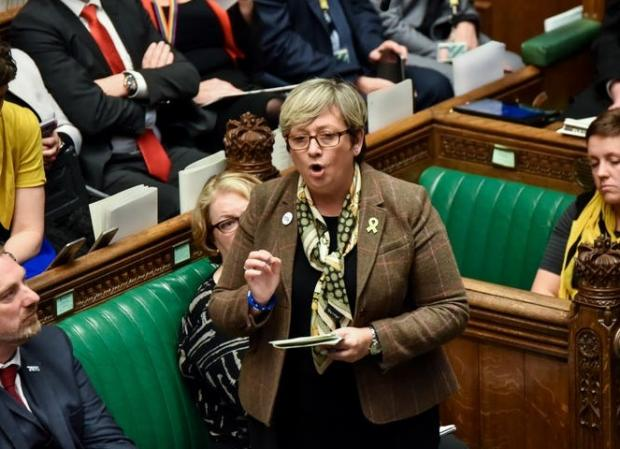 HeraldScotland: Joanna Cherry was removed from the SNP's frontbench team last year