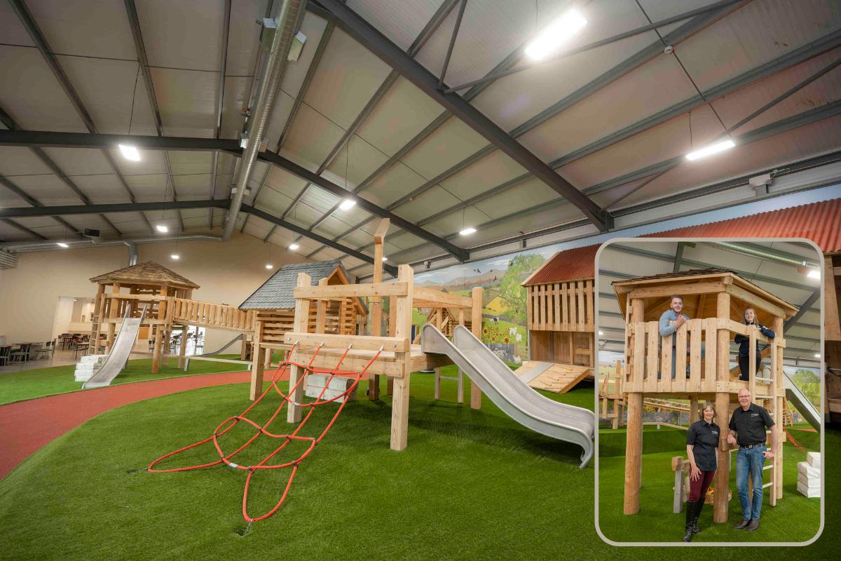 New Adventure Farm Park Near Edinburgh To Launch Heraldscotland