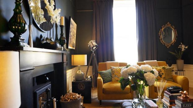 HeraldScotland : Doric House, Édimbourg. Photo : Rory Dunning/IWC Media/BBC Ecosse