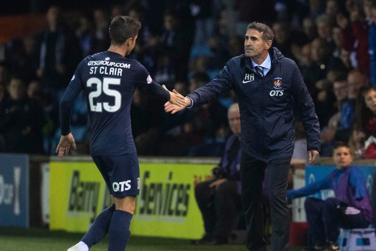 Harvey St Clair defends Kilmarnock whipping boy Angelo Alessio over divisive methods and recalls time at Rugby Park
