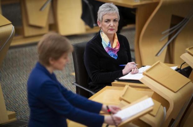 HeraldScotland: Angela Constance