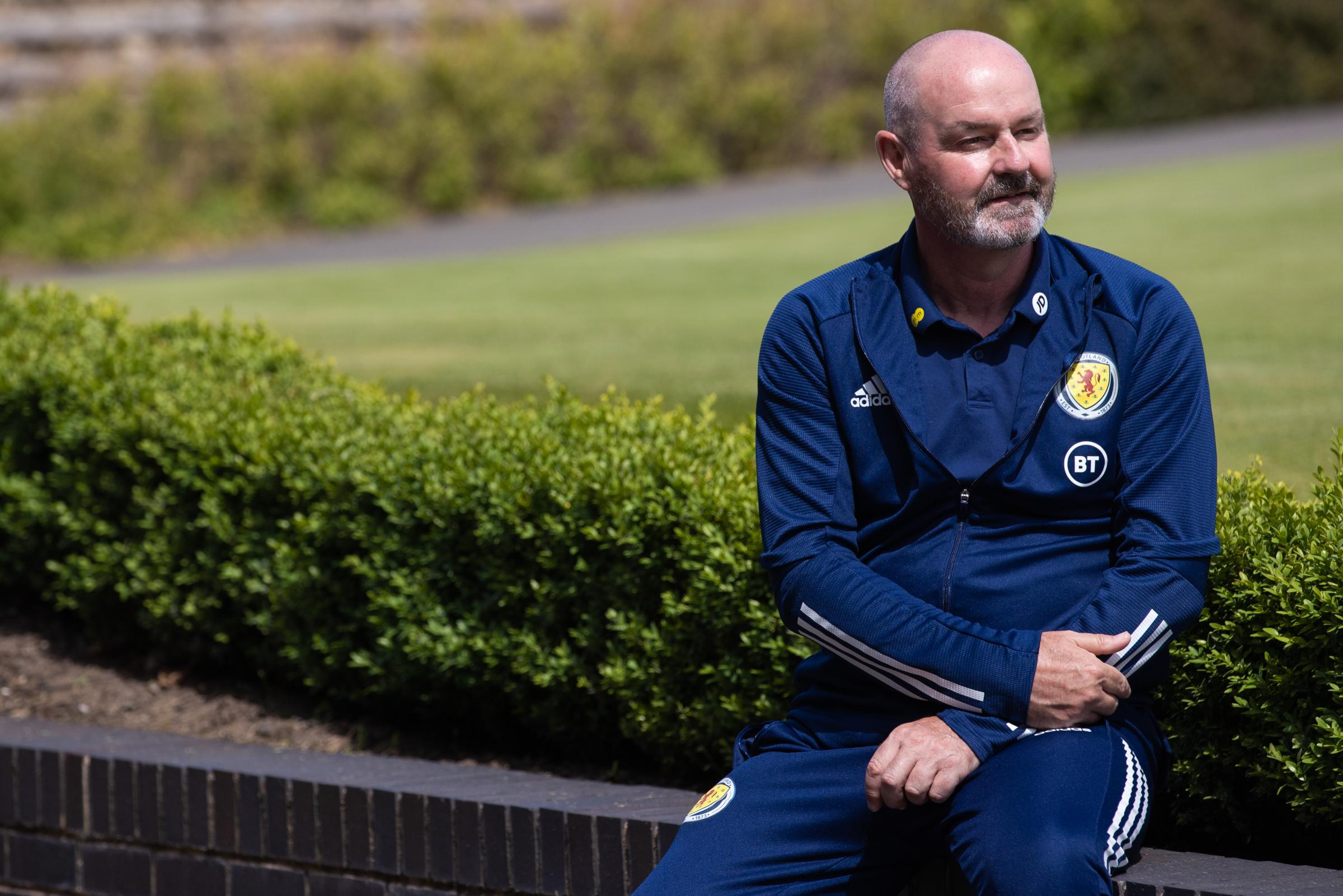 Euro 2020: Steve Clarke gives me hope after 23 years in the desert. But it's always the hope that kills you