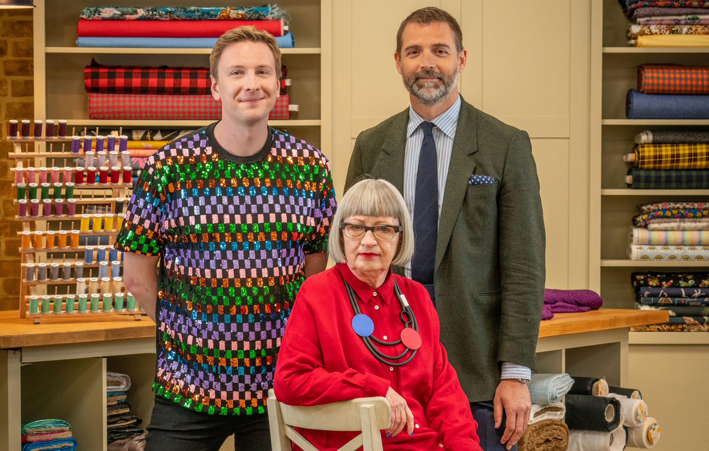 Alison Rowat's TV reviews:  Great British Sewing Bee; Horizon: The Vaccine; The Hotel Inspector